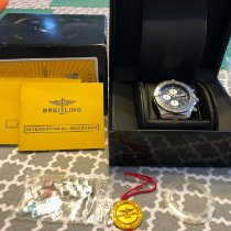 Breitling Super Avenger usados 48.4mm Acero