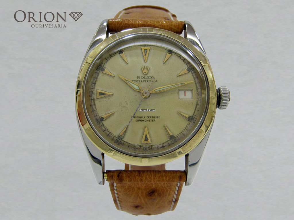 b372b106b38 Rolex Oyster Perpetual Bubble Back Ovettone (1958) for 4