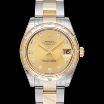 Rolex Lady-Datejust Yellow gold 31mm Champagne United States of America, California, San Mateo