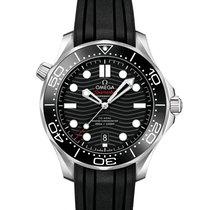 Omega 210.32.42.20.01.001 Stahl Seamaster Diver 300 M 42mm neu