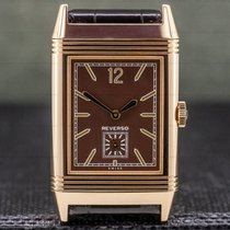 Jaeger-LeCoultre Grande Reverso Ultra Thin 1931 Rose gold 46mm Brown United States of America, Massachusetts, Boston