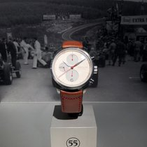 Raidillon Stål 42mm Automatisk Raidillon chronographe 42-C10-107 - 12 / 55 begagnad