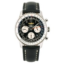 Breitling Navitimer 01 Steel 42mm Black No numerals United States of America, New York, New York