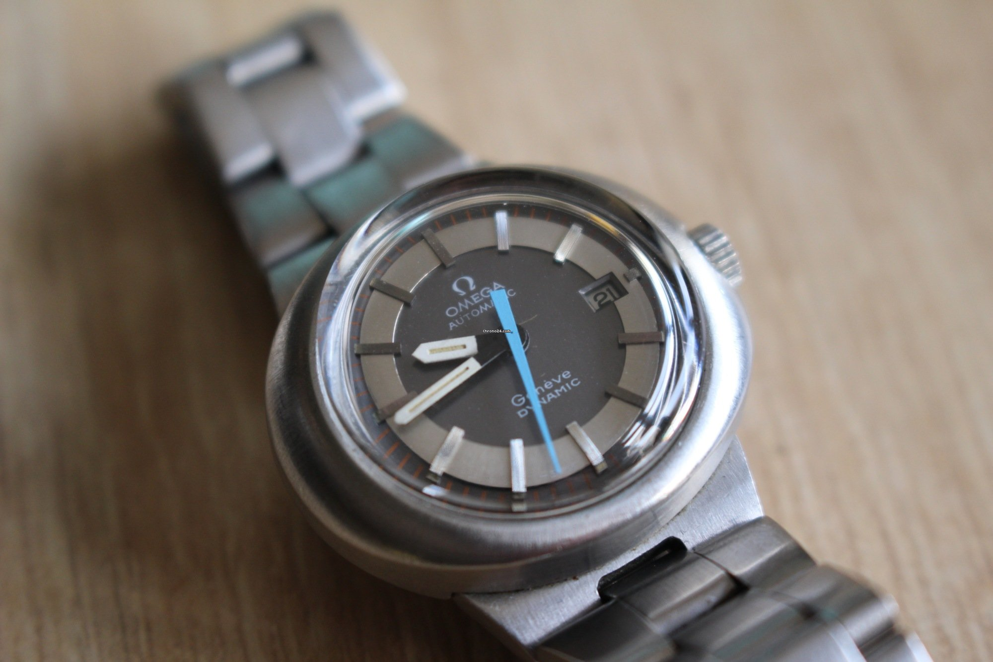 Omega Genève Dynamique 1970 for AU$ 1,290 for sale from a