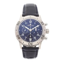 Breguet White gold 39.5mm Automatic 3820BB/P2/9W6 pre-owned