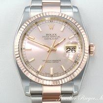 Rolex Gold/Stahl 36mm Automatik 116231 gebraucht