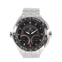 TAG Heuer SLR Steel 47mm Black United Kingdom, Sutton