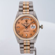 Rolex Day-Date 36 new 1995 Automatic Watch only 18239B