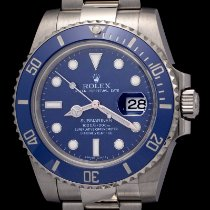 Rolex Submariner Date 116619LB 2009 pre-owned