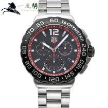 TAG Heuer Formula 1 Quartz Steel 42mm Black