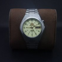 Orient Steel 36mmmm Automatic pre-owned