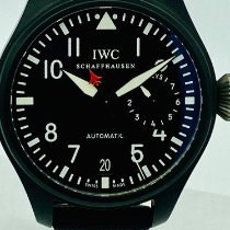 IWC Big Pilot Top Gun Ceramic 48mm Black Arabic numerals United States of America, New York, NEW YORK