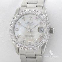 Rolex Lady-Datejust 68273 Diamonds 1990 occasion