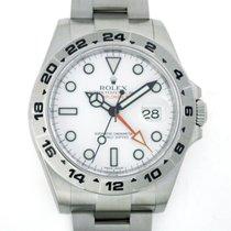 劳力士  Explorer II 216570 WHITE
