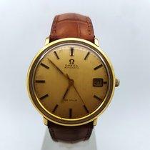 Omega Deville Automatic Gold 18k 36MM 1960`s Vintage - 166.033