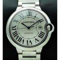 Cartier Ballon Bleu 42mm gebraucht 42mm Weißgold