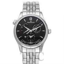 Jaeger-LeCoultre Master Geographic Steel 39mm Black
