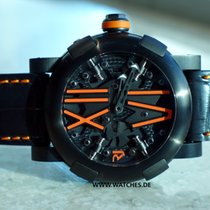 Romain Jerome Steampunk Auto Orange Limited 99 pcs. - RJ.T.AU....