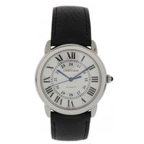 Cartier Ronde Solo WSRN0013 / 3999 Stainless Steel Automatic