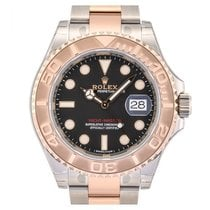 Rolex Yacht-MasterModel 116621 Black dial