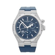 Vacheron Constantin Overseas Dual Time Stainless Steel Gents...