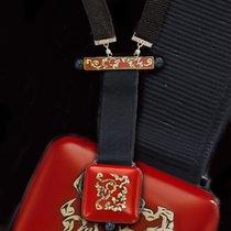 Vacheron Constantin Art Deco Chinois Onyx 18kt & Platinum...