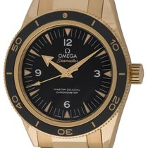 Omega : Seamaster 300 Master Co-Axial :  233.60.41.21.01.002 :...