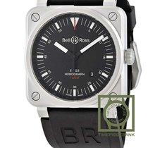 Bell & Ross BR 03 BR0392-HOR-BLC/SRB new