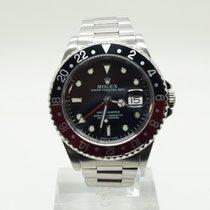 Rolex GMT-Master rosso e nero