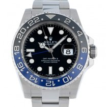 Rolex Gmt II 116710blnr Steel 40mm