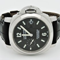 Panerai Luminor Marina Automatic Black Dial