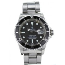 Rolex Submariner White ref: 1680