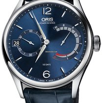 Oris Artelier Calibre 111 Steel Blue United States of America, New York, Brooklyn