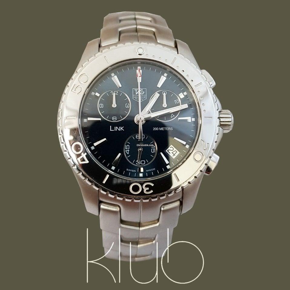 Μεταχειρισμένα ρολόγια TAG Heuer Link Quartz  fc2909aa8b6
