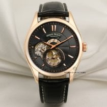 Armand Nicolet Rose gold 42mm Manual winding pre-owned