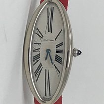 Cartier Baignoire pre-owned 47mm White gold