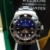 Rolex Sea-Dweller Deepsea D blue after market dial + black dial