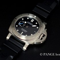 Panerai Luminor Submersible 1950 3 Days Automatic nieuw 42mm Staal