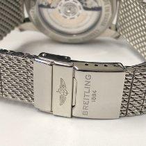 Breitling Transocean Chronograph Stahl 43mm Silber Deutschland, Peiting