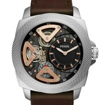 Fossil Steel 45mm Automatic BQ2206 111810 pre-owned United States of America, Michigan, HOWELL