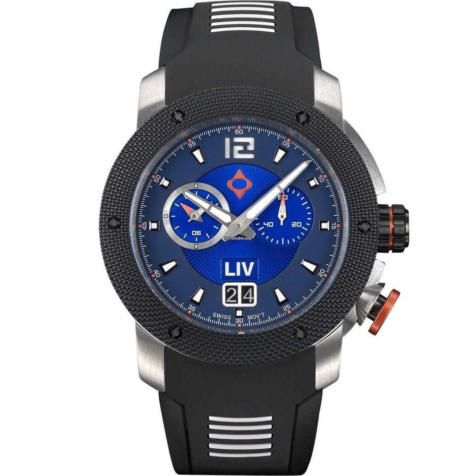 Fonkelnieuw Liv Watches horloges - Alle prijzen voor Liv Watches horloges op HP-63