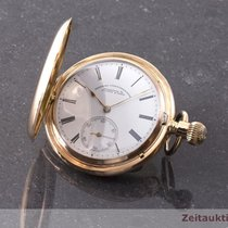 A. Lange & Söhne Watch pre-owned Red gold 50.5mm Manual winding Watch only