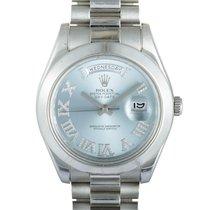 Rolex Day-Date II Platinum 41mm Roman numerals United States of America, Pennsylvania, Southampton