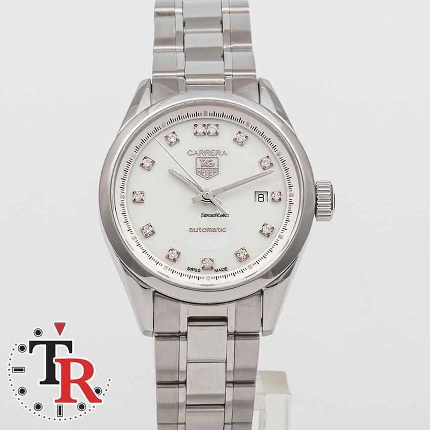 f9556edd18c9 TAG Heuer Carrera Diamonds