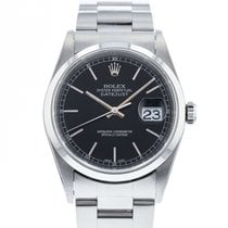 Rolex Datejust Steel 36mm Black United States of America, Georgia, Atlanta