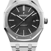 Audemars Piguet 15400ST.OO.1220ST.02 Zeljezo Royal Oak Selfwinding 41mm nov