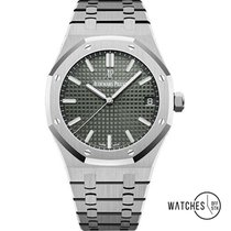 Audemars Piguet Steel 41mm Automatic 15500ST.OO.1220ST.02 new United States of America, New York, New York
