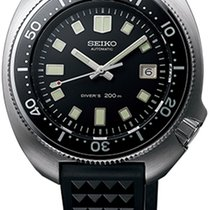 Seiko Prospex Steel 45mm Black No numerals United States of America, California, El Segundo