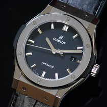 Hublot Steel Automatic pre-owned Classic Fusion 45, 42, 38, 33 mm