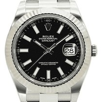 Rolex Datejust II Steel 41mm Black United Kingdom, Essex